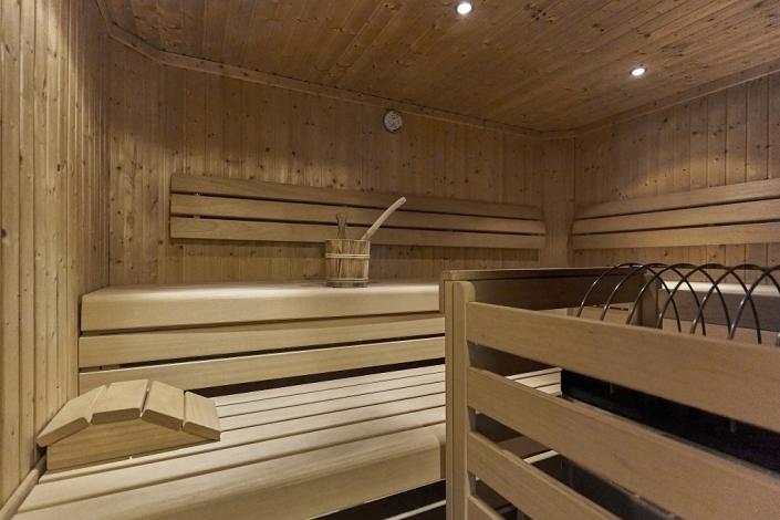 Sauna Ötztal Camping Tirol